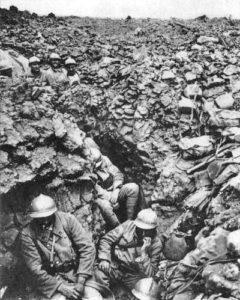 Aunque de manera distinta, la I Guerra Mundial afectó a los intelectuales españoles de la época.