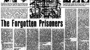 The Forgotten Prisoners