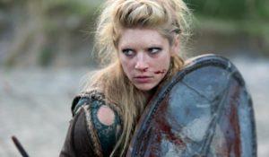 """Escena de la serie """"Vikings"""" que nos permite comprobar esta nueva imagen de la mujer vikinga"""