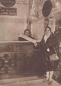 """""""Doña Manolita"""", una de las administraciones de Lotería más antiguas y famosas de España"""