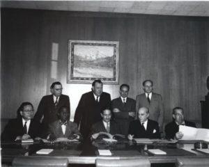 Raphael Lemkin en la Convención para la Prevención y la Sanción del Delito de Genocidio (1948)