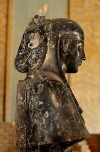 Busto bicéfalo de Osiris-Apis (Serapis).
