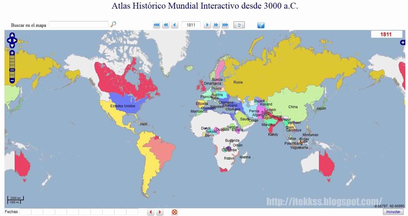 Geacron El Atlas Historico Mundial Descubrir La Historia