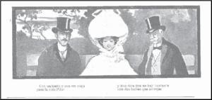 Ilustración de un número de Sicalíptico de 1904 prensa - Sical  ptico 1904  - La prensa sicalíptica española; ¿publicaciones «subidas de tono»?