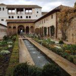Generalife de la Alhambra de Granada