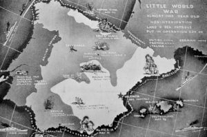"""The little World War"", la pequeña Guerra Mundial"