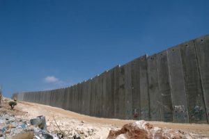 Muro de Cisjordania, uno de los hitos de la ocupación israelí (Foto: Wikipedia)