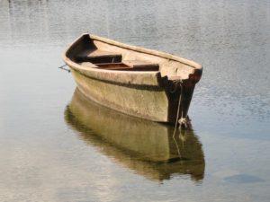 Una barca también serviría para el sádico espaectáculo