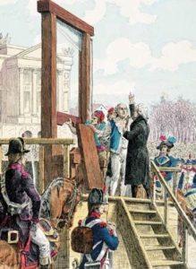 La Revolución Francesa dio los primeros pasos en el proceso de secularización