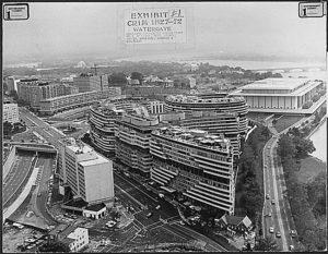 Las instalaciones del Complejo Watergate