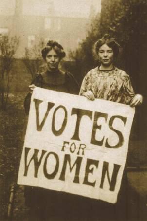 La mujer en la Primera Guerra Mundial