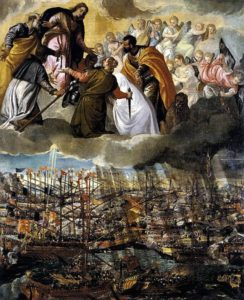 488px-Paolo_Veronese_-_Battle_of_Lepanto_-_WGA24971