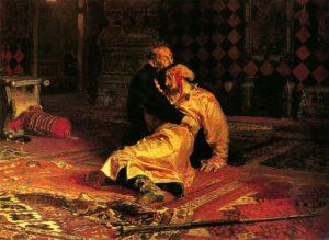Iván el Terrible, por Iliá Repin