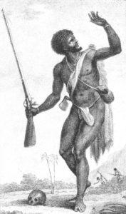 """Los llamados """"cimarrones"""" eran esclavos que huían de las plantaciones"""
