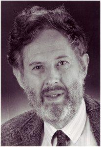 El profesor Martin Bernal