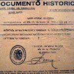 Parte fin de la Guerra Civil Española