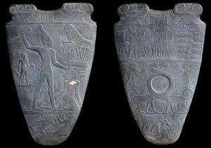 La llamada Paleta de Narmer