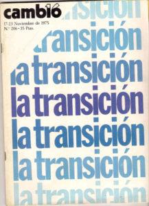 Cambio 16, número 206 (17-23 noviembre de 1975)