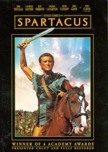 Cartel de la película Espartaco (1960)
