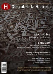 Portada número 2 Descubrir la Historia. descargas - Numero2 portada 213x300 - Revistas