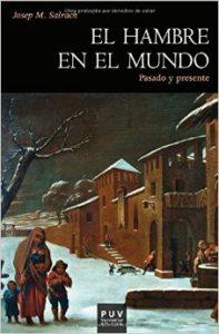 Portada de la obra de Josep M. Salrach acerca de la historia del hambre