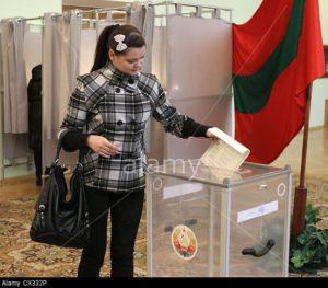 Imagen de las elecciones celebradas en 2011.
