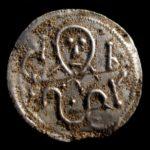 Moneda de Harald Blåtand, conocido como Harald Bluetooth (Medievalists.net)
