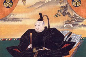 Tokugawa Ieyasu, primer shogun del período Edo