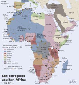 Los europeos asaltan África (1880-1914). (Juan Pérez Ventura). Colonización África - M2042016 africa2  - La colonización de África (1815-2015)