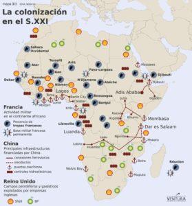 La colonización en el siglo XXI (Juan Pérez Ventura). Colonización África - M3042016 africa3  - La colonización de África (1815-2015)