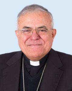 Demetrio Fernández González, obispo de Córdoba (Wikimedia).