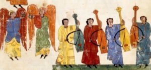 violín - Beato  - El violín en la Historia (I): Aproximación a una teoría sobre su origen en clave ibérica