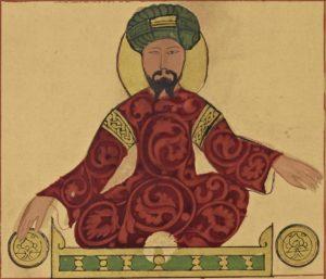 Cruzadas - Saladino 300x257 - Las cruzadas vistas por los árabes