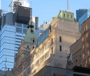 manhattan - 566px Old NY Times Building 01  - La Historia de Manhattan, el corazón de Nueva York