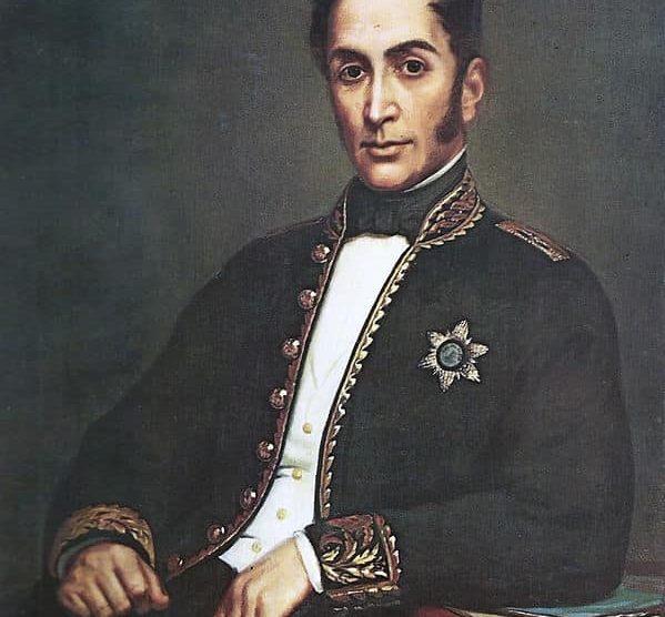 Simón Bolívar (Wikimedia).