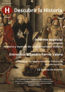 Portada del número 9 de 'Descubrir la Historia'. descargas - DlH9 Portada 213x300 - Revistas