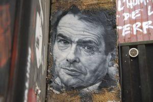 Retrato de Pierre Bourdieu por Thierry Ehrmann (Wikimedia).