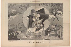 Cartel del Cirque Nouveau (Fuente BNF)