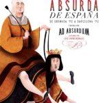 Portada de 'Historia absurda de España'.