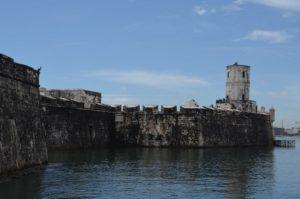 Vista actual del fuerte de San Juan de Ulúa que se encuentra en Veracruz | Wikimedia.