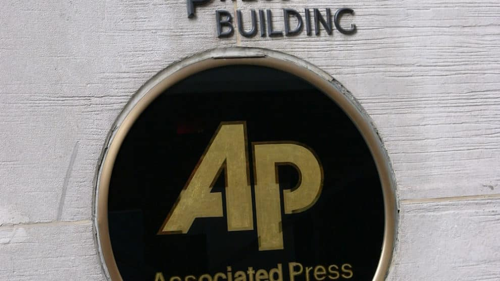 Edificio de Associated Press en Nueva York (Wikimedia).