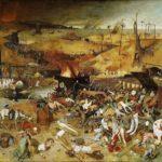 El triunfo de la muerte. Pintura al óleo de Pieter Brueghel (1562) (Wikimedia).