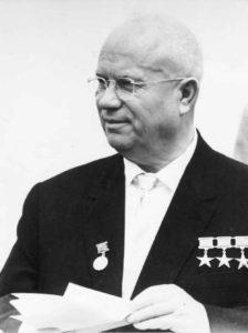 Nikita Jruschov (Wikimedia).