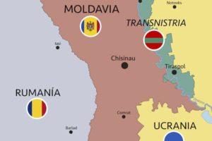 Mapa de la Transnistria | Juan Pérez Ventura.