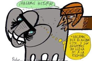 Ilustración de Jesús Rubio