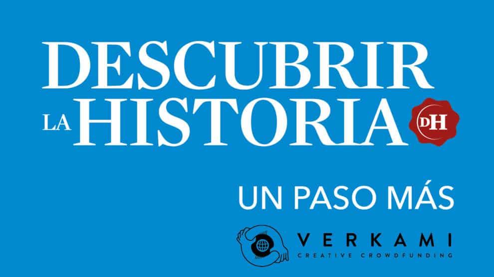 Imagen promocional de nuestra campaña en Verkami.