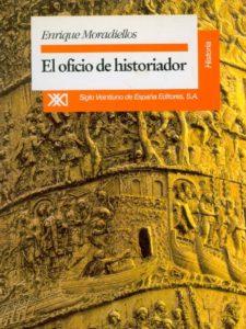 La portada de 'El oficio de historiador', una obra básica para cualquier persona que se inicia a la historiografía.