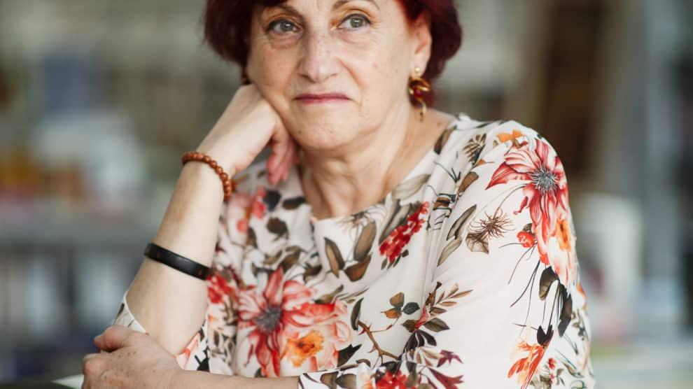 Isabel Barceló (Fotografía de Gonzalo Moreno).