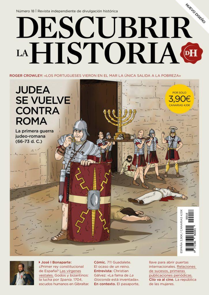 Portada del número 18 de 'Descubrir la Historia'