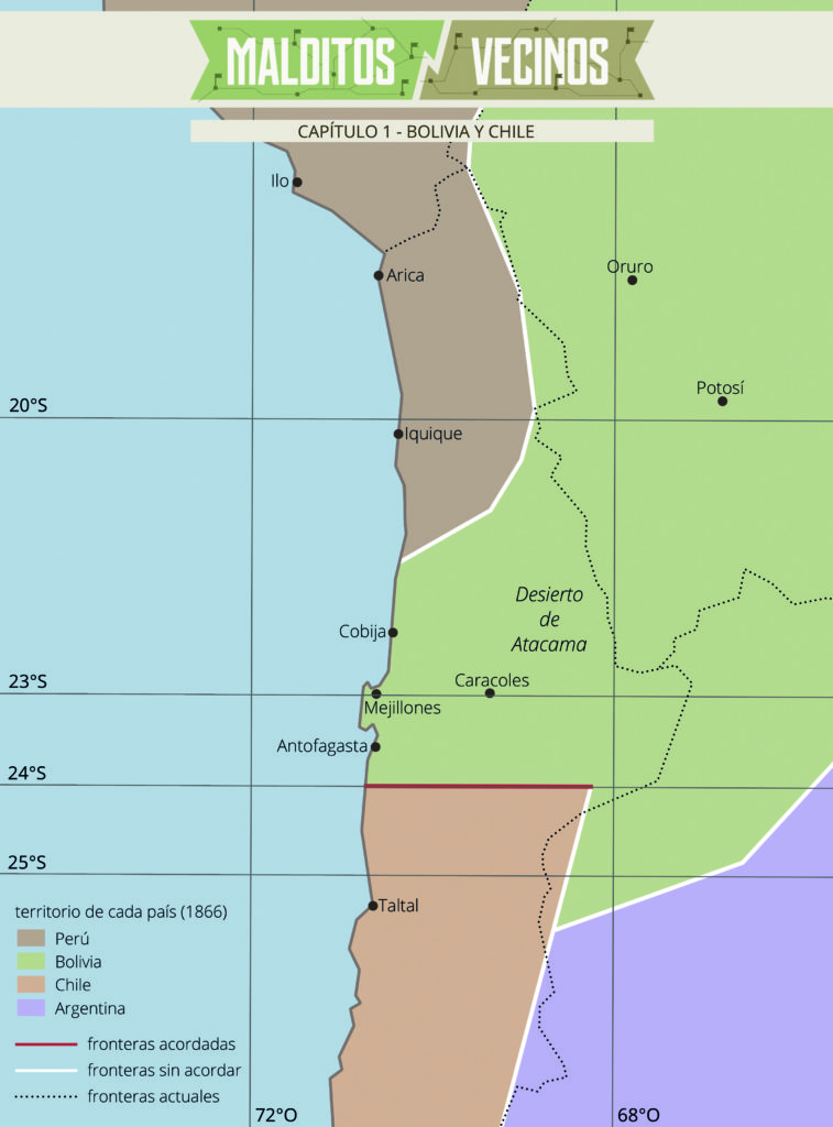 Mapa elaborado por Juan Pérez Ventura.